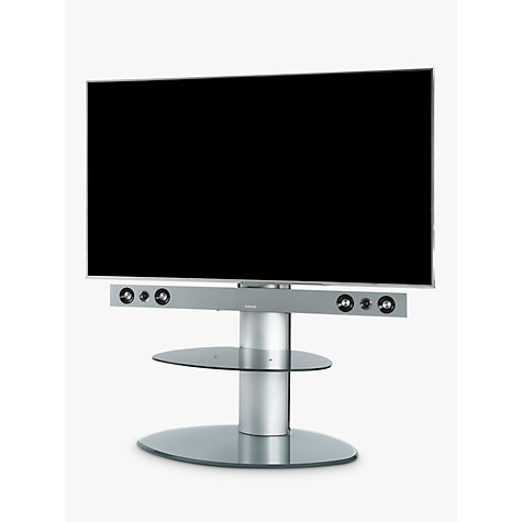 Buy Off The Wall Motion TV Stand for up to 55-inch TVs, Silver Online at johnlewis.com