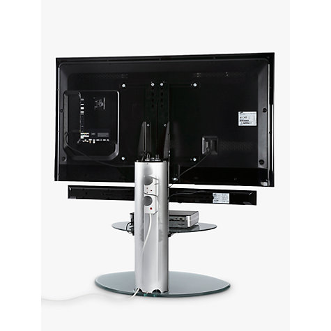 Buy Off the Wall Sky 1000 Black TV Stand for TVs up to 55-inch Online at johnlewis.com