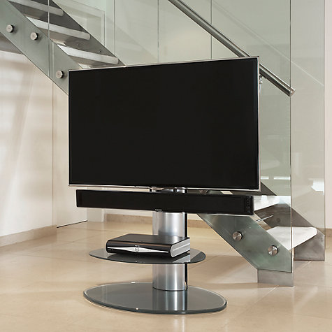 "Buy Off The Wall Motion TV & Soundbar Stand for TVs up to 55"" Online at johnlewis.com"