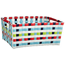 Buy little home at John Lewis Storage Basket, Small Online at johnlewis.com