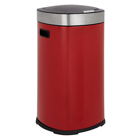 Buy John Lewis Press Top Bin, 45L Online at johnlewis.com