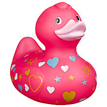 Buy Make a Wish Duck, Pink Online at johnlewis.com