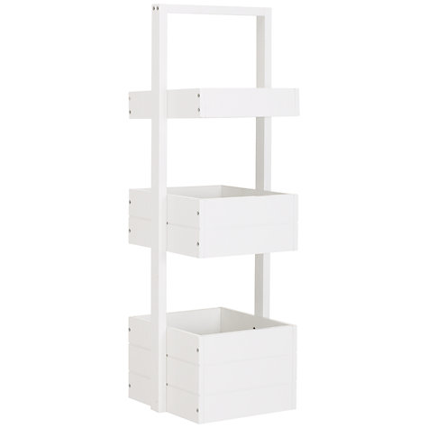 Buy John Lewis Newport Three Tier Caddy Online at johnlewis.com