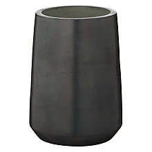 Buy John Lewis Soapstone Tumbler, Grey Online at johnlewis.com