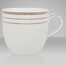 Buy John Lewis Platinum Dot Mug Online at johnlewis.com
