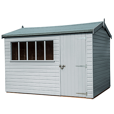 Crane Windsor Garden Shed, 3 x 3.6m