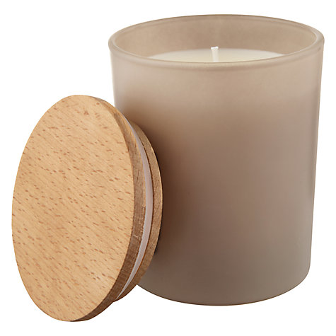 Buy House by John Lewis Summer Rain Scented Candle Online at johnlewis.com