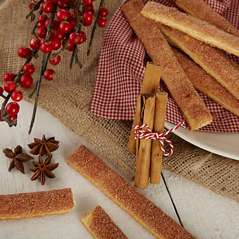Buy Cottage Delight Cinnamon Straws, 150g Online at johnlewis.com