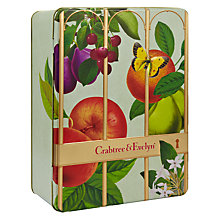 Buy Crabtree & Evelyn Festive Tin with Biscuits, Preserve and Tea, 477g Online at johnlewis.com