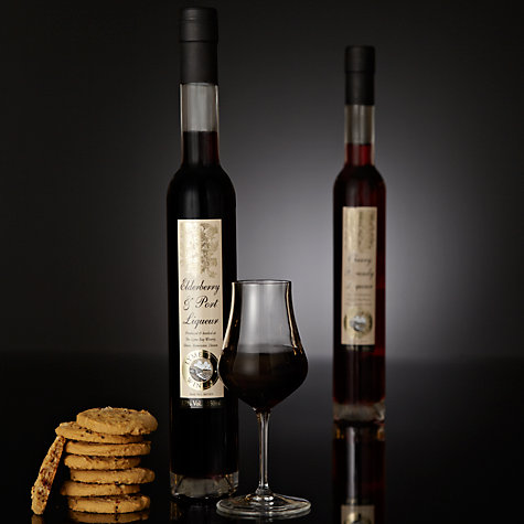 Buy Lyme Bay Elderberry and Port Liqueur, 350ml Online at johnlewis.com