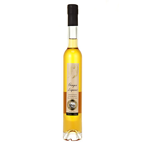 Buy Lyme Bay Whisky Ginger Liqueur, 350ml Online at johnlewis.com
