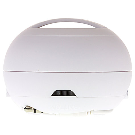 Buy XMI X-Mini II Capsule Speaker, White Online at johnlewis.com