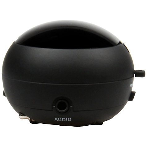 Buy XMI X-Mini v1.1 Capsule Speaker, Black Online at johnlewis.com