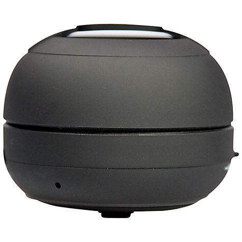 Buy XMI X-Mini KAI Bluetooth Capsule Speaker, Black Online at johnlewis.com
