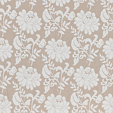 Buy John Lewis Azalea Floral Fabric, Linen Online at johnlewis.com