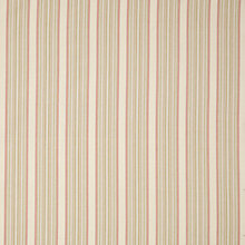 Buy Voyage Ellen Stripe Fabric, Rose Online at johnlewis.com