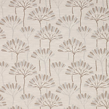 Buy John Lewis Zinnia Fabric, Duck Egg Online at johnlewis.com