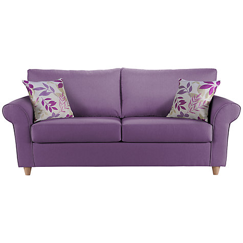 Buy John Lewis Gershwin Large Sofa Beds with Pocket Sprung Mattress Online at johnlewis.com