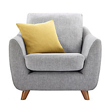 Buy G Plan Vintage The Sixty Seven Armchair, Marl Grey Online at johnlewis.com