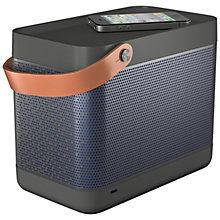 Buy Bang & Olufsen Beolit 12 Speaker with Apple AirPlay, All Blue Online at johnlewis.com