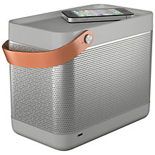Buy Bang & Olufsen Beolit 12 Speaker with Apple AirPlay, Grey Online at johnlewis.com