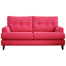 Buy John Lewis Lainie Small Sofa, Fuchsia Online at johnlewis.com
