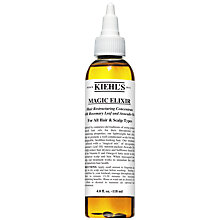 Buy Kiehl's Magic Elixir - Hair Conditioning Concentrate, 125ml Online at johnlewis.com