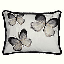 Buy Ted Baker Butterfly Boudoir Cushion, Multi Online at johnlewis.com