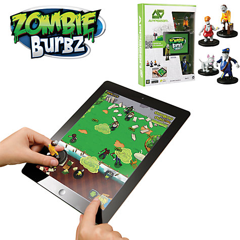 Buy AppGear Zombie Burbz App Toy, Assorted Online at johnlewis.com