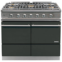 Buy Westahl Cluny WG1053GE Dual Fuel Range Cooker, Graphite Online at johnlewis.com
