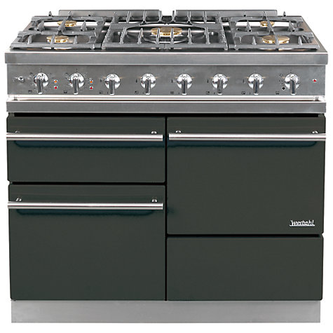 Buy Westahl Macon WG1053GECT Dual Fuel Range Cooker, Graphite Online at johnlewis.com