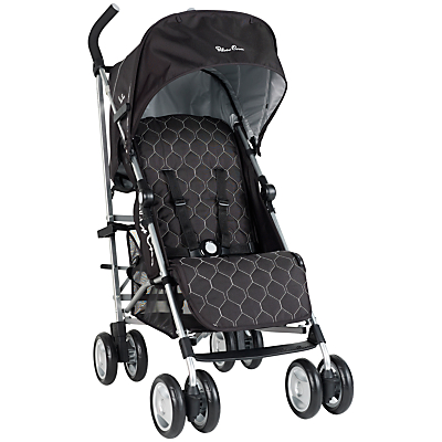 Silver Cross Zest Vogue Buggy, Blackberry