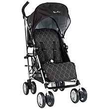 Buy Silver Cross Zest Vogue Buggy, Blackberry Online at johnlewis.com