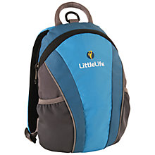 Buy LittleLife Toddler Day Sack, Blue Online at johnlewis.com