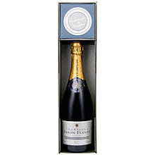 Buy Baron Fuente Champagne and Truffles Gift Set, 75cl Online at johnlewis.com