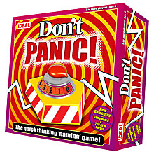 Buy Don't Panic Board Game Online at johnlewis.com