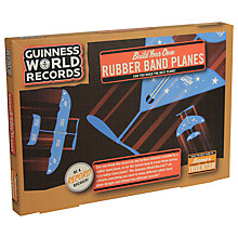Buy Paladone Guinness World Record Plane Online at johnlewis.com