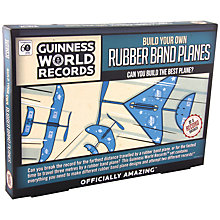 Buy Paladone Guinness World Record Rubberband Car Online at johnlewis.com