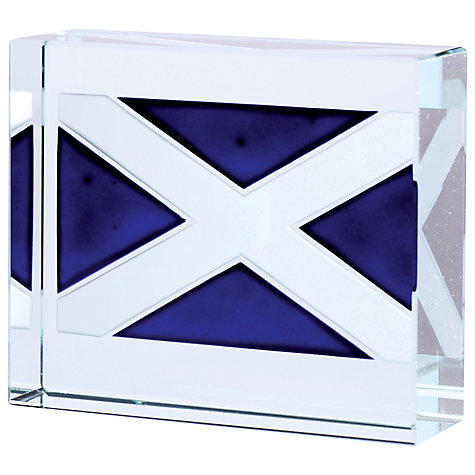 Buy Spaceform Scottish Flag Token Online at johnlewis.com