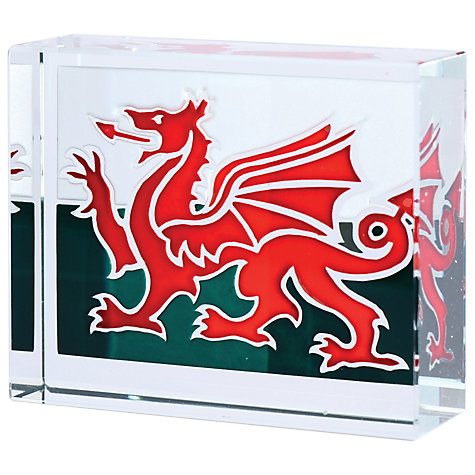 Buy Spaceform Wales Flag Token Online at johnlewis.com