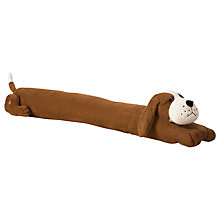 Buy Dora Designs Benny Basset Draught Excluder Online at johnlewis.com