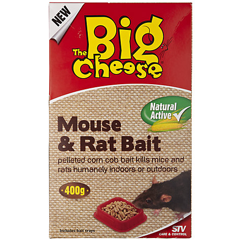 Buy The Big Cheese Natural Mouse and Rat Bait Online at johnlewis.com