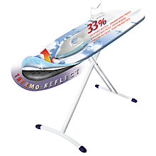 Buy Leifheit Fusion Light Weight Ironing Board, Extra Large, L140 x W40cm Online at johnlewis.com