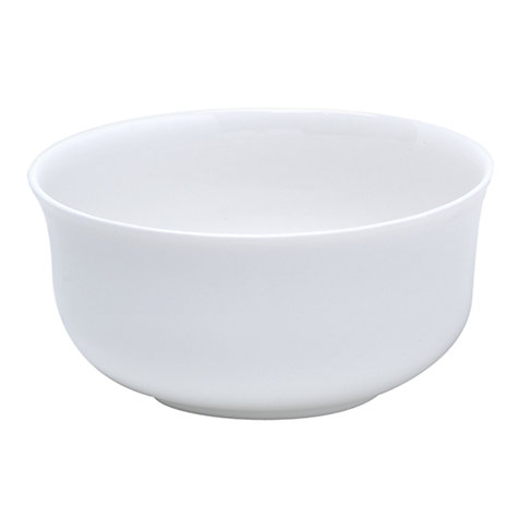 Buy Queensberry Hunt for John Lewis White Bowl, Dia.11cm Online at johnlewis.com