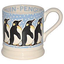 Buy Emma Bridgewater Snow Penguin Mug, 284ml Online at johnlewis.com