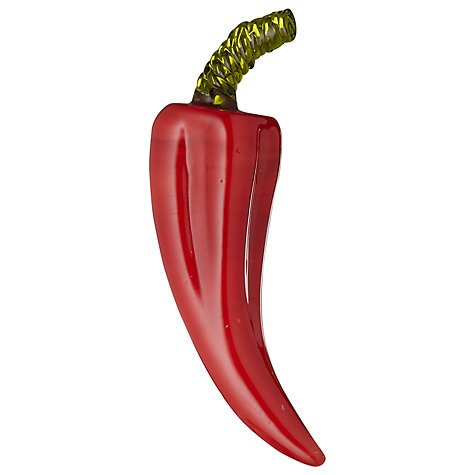 Buy Just Slate Chilli Bottle Stopper Online at johnlewis.com