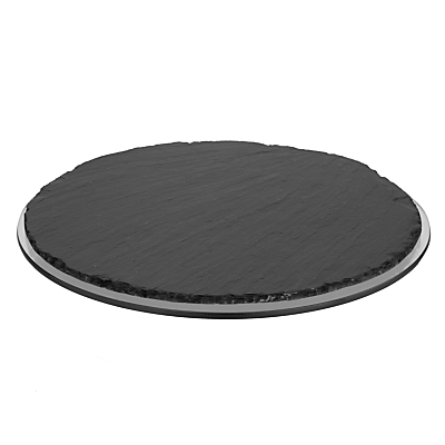 Image of Just Slate Lazy Susan