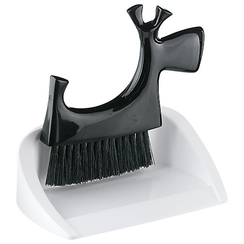 Buy Koziol Pico Bello Crumb Sweeper Pan and Brush Online at johnlewis.com
