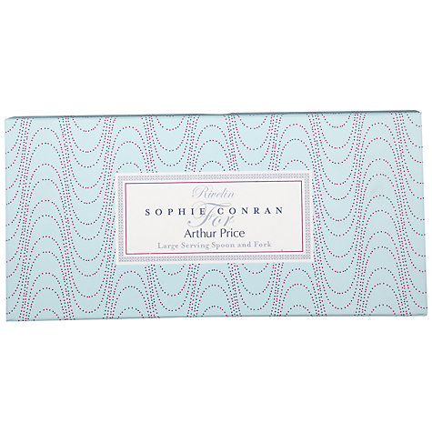 Buy Sophie Conran for Arthur Price Rivelin Servers, Set of 2 Online at johnlewis.com