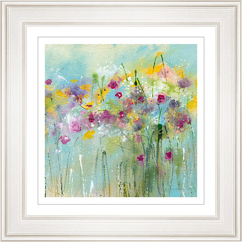 Buy Sue Fenlon - April Showers Framed Print, 68 x 68cm Online at johnlewis.com